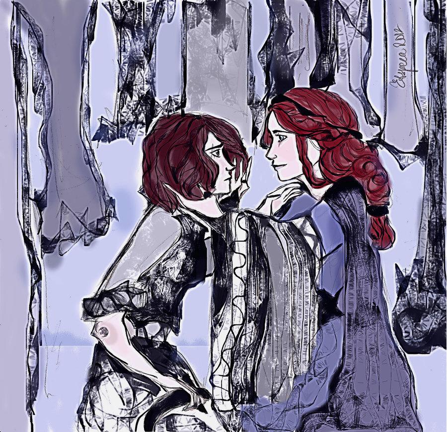personajes femeninos